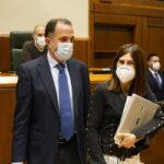"""""""Otegi y Sánchez son unos mentirosos compulsivos""""Iturguez denuncia tras seguir negociando presupuestos"""